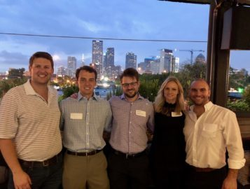 NTFB Board & YP Happy Hour