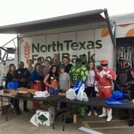 October Mobile Pantry
